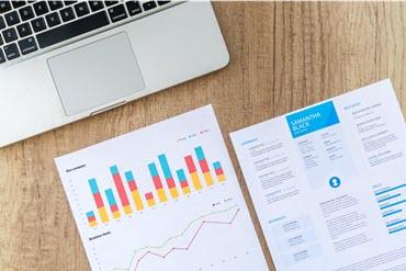 graphs laptop resume